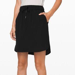 Lululemon Athletica On the Fly Skirt NWT